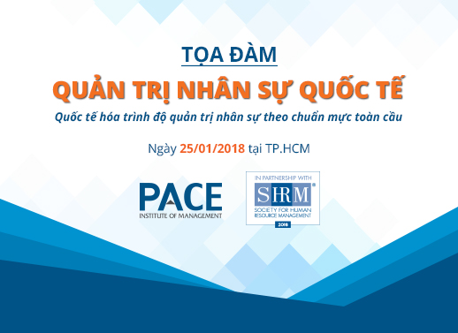 INFO SESSION: INTERNATIONAL HUMAN RESOURCE MANAGEMENT ON NOVEMBER 21, 2018 IN HA NOI